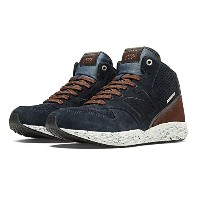 (ニューバランス) New Balance 靴・シューズ メンズスニーカー New Balance MH988 Blue Graphite with Brown US 9.5 (27.5cm)