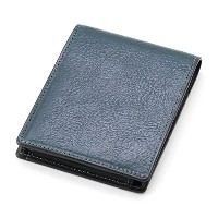 Vintage Revival Productions/名刺入れ inquest card case ブルー