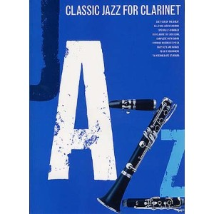 WISE PUBLICATIONS CLASSIC JAZZ - CLARINET