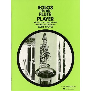 Solos For The Flute Player / フルート奏者のためのソロ