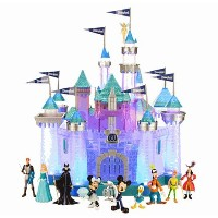 Disney(ディズニー) Sleeping Beauty Castle Play Set - Disneyland Diamond Celebration - Limited Availabilit...