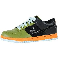 [ナイキ] NIKEレディーズ Women NI317813-301 Dunk Low -scenery green 23CM (US 6.0)