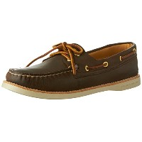 Sperry Top-Sider レディース Gold Cup Authentic Originals Leather US サイズ: 5.5 B(M) US カラー: ブラウン
