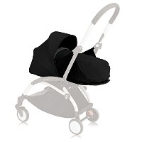 Babyzen YOYO+ Newborn Pack, Black by Baby Zen