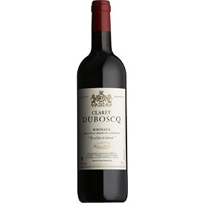 ボルドー Claret Duboscq, Bordeaux, 750ml. (case of 6)