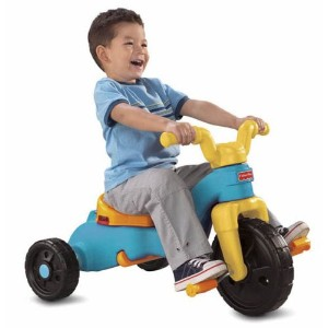 Fisher-Price Rock, Roll 'n Ride Trike [並行輸入品]