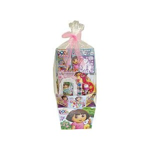 Dora the Explorer Easter Basket by Frankford Candy