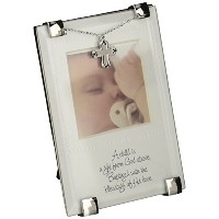 Mud Pie Baptism Frame, God'S Gift by Mud Pie