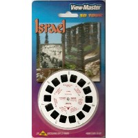 View-Master 3D Tour - Israel - Rare Misprint by Fisher-Price [並行輸入品]
