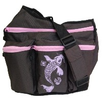 Diaper Dude Diva Sac à couches Motif carpe Koi