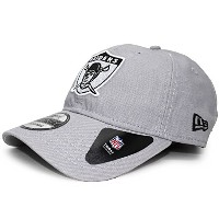 (ニューエラ) NEW ERA OAKLAND RAIDERS 【9TWENTY CORE CLASSIC STRAPBACK/GREY】 オークランド レイダース