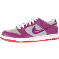 [ナイキ] NIKEレディーズ Women NI317815-062 Dunk Low -silver 22.5CM (US 5.5)