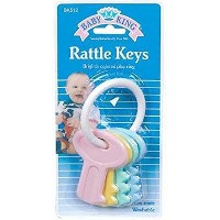 Baby King Rattle Keys by Baby King