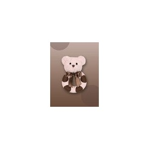 Bearington Baby Lil' Dottie Rattle
