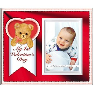 My First Valentine's Day - Picture Frame Gift by Expressly Yours! Photo Expressions