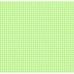 SheetWorld Fitted Pack N Play (Graco) Sheet - Primary Green Gingham Woven - Made In USA by...