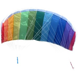 In the Breeze Sport Air Foil Kite, 62-Inch, Model: ITB-2973, Toys & Play by Kids & Play