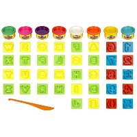 Hasbro 21018 Play Doh - Numbers & Letters