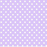 SheetWorld Fitted Pack N Play (Graco) Sheet - Pastel Lavender Polka Dots Woven - Made In USA by...
