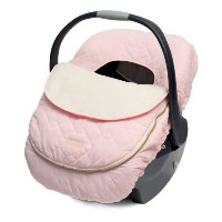 JJ Cole Car Seat Cover, Pink by JJ Cole