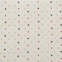 Circo? Crib Sheet - Multicolor Dots by Triboro Manufacturing