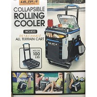 california innovations キャリー付クーラーバッグ rolling cooler 58缶収納