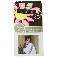 Trend Lab Nursing Cover, Blossoms by Trend Lab