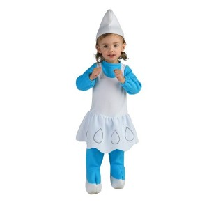 The Smurfs - Smurfette Infant / Toddler Costume スマーフ - Smurfette幼児/幼児コスチューム サイズ:6-12 Months