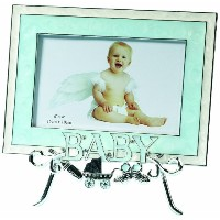 Baby Stand Frame - Blue