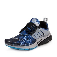 NIKE(ナイキ)/AIR PRESTO QS[BLACK/BLACK-ZEN GREY-HRBR BLUE]789870-004 メンズ スニーカー 国内正規品 (XS(26-27cm))