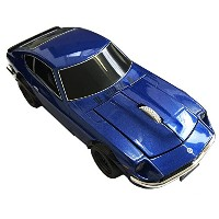 ClickCarMouse NISSAN Fairlady240Z MIDNIGHT BLUE ワイヤレスマウス