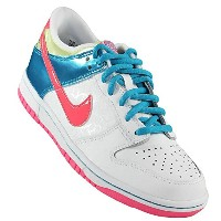[ナイキ] Nike - Dunk Low GS [並行輸入品] - Size: 24.0