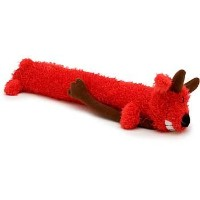 Loofa Devil Dog Toy 12 Inch by Multi Pet