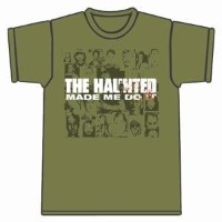 The Haunted - Made Me Do It T-shirt - Size Medium