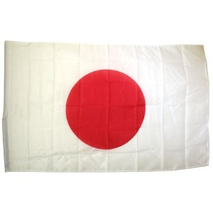 日本国旗 約140×90cm National Flag