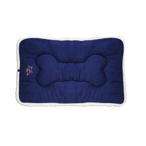Best Pet Supplies Double-Sided Crate Mat, X-Large, Navy Blue Suede by Best Pet Supplies, Inc.