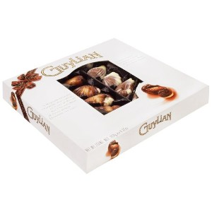 Guylian Belgium Chocolates Seashell Assortment, 8.8-Ounce Gift Boxes (Pack of 2) 並行輸入品 [海外直送]