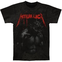 メタリカ Metallica Jump In Fire All Over Tシャツ T-Shirt
