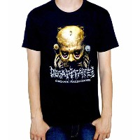 Decapitated - Organic Hallucinosis T-shirt - Size Small