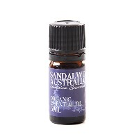 Mystic Moments | Sandalwood Australian Organic Essential Oil - 5ml - 100% Pure
