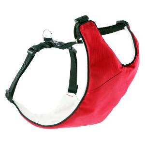 Canine Friendly Vest Harness, X-Small, Red by Canine Friendly