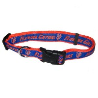 Pets First UFC-M Florida Gators Collar Medium