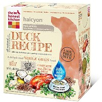The Honest Kitchen Dehydrated Halycon Duck Ancient Recipe Grains Dog Food 4lbs