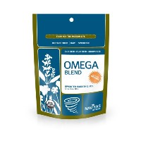 Navitas Naturals Sprouted Organic Raw Omega SuperSeed Blend, 8-Ounce [並行輸入品]