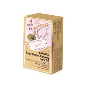 Floradix Anise Fennel And Caraway Organ 15 Bag (order 12 for retail outer) / Floradix??????????????...