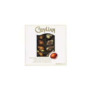 Guylian Seashell Window 22pc (Economy Case Pack) 8.82 Oz Box (Pack of 12) 並行輸入品 [海外直送]
