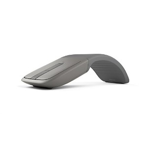 Microsoft Arc Touch Bluetooth Mouse for PC, Microsoft Surface, and Windows Tablets 並行輸入