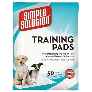 Simple Solution Original Training Pads, 50 Pads by Simple Solution [並行輸入品]