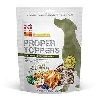 The Honest Kitchen Proper Toppers Grain Free Chicken Recipe for Pet Dog Food 14z