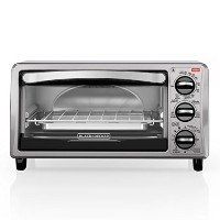 Black and Decker 4-Slice Toaster Oven 【並行輸入品】